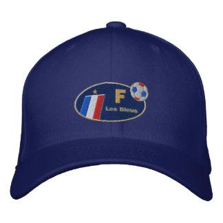 France Les bleus French Flag Logo Cap