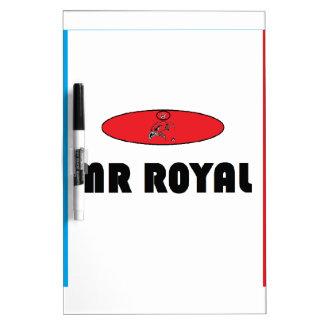 France Mr.-Royal Dry Erase Board