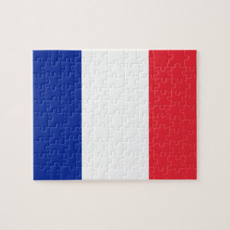 France National World Flag Puzzles