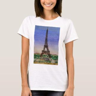france-paris-eiffel-tower-clothes T-Shirt