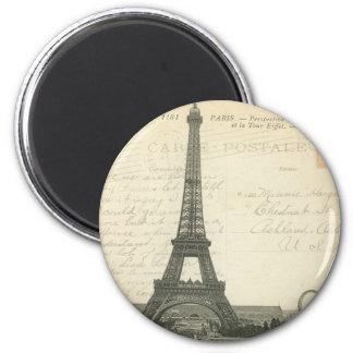 France - Paris - Eiffel Tower Magnet