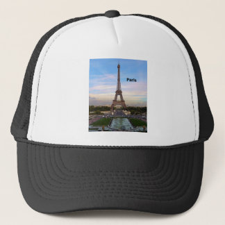 France Paris Eiffel  tower (new) (St.K) Trucker Hat