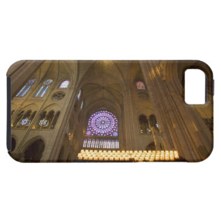 France, Paris. Interior of Notre Dame Cathedral. iPhone 5 Covers