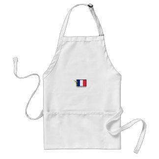 FRANCE PARIS MISSION LDS CTR STANDARD APRON