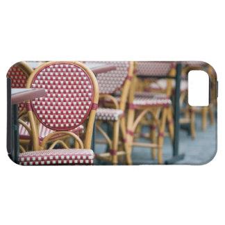 FRANCE, PARIS, Montmartre: Place du Tertre, Cafe iPhone 5 Covers
