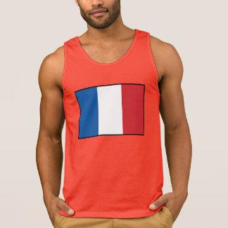 France Plain Flag