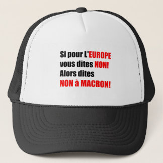 France Presidential Elections 2017 - Hat