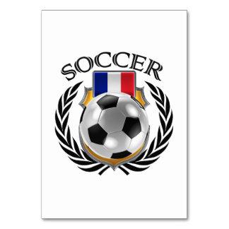 France Soccer 2016 Fan Gear Card
