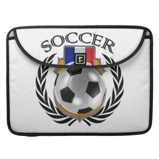 France Soccer 2016 Fan Gear Sleeves For MacBooks