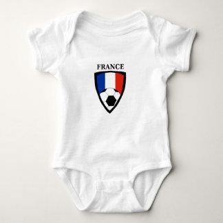 France Soccer Baby Bodysuit
