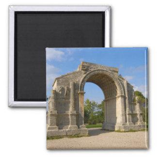 France, St. Remy de Provence, Triumphal Arch Magnet