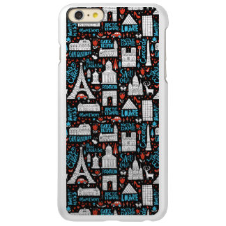 France | Symbols Pattern