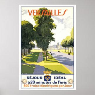 France Versailles Poster