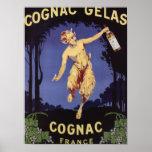 FranceCognac Gelas Promotional PosterFrance Poster