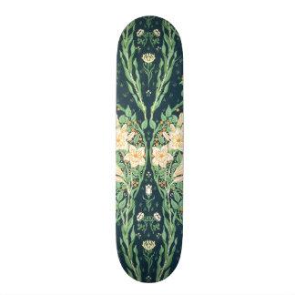 Francesca wallpaper design skate deck