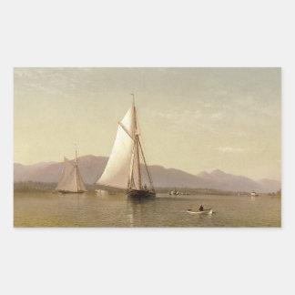 Francis Augustus Silva - The Hudson at the Tappan