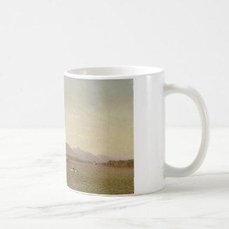 Francis Augustus Silva - The Hudson at the Tappan Coffee Mug