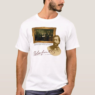 Francis B. Carpenter Abe Lincoln Painter Tee