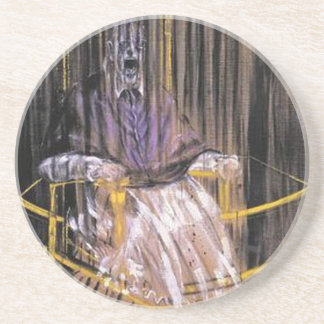 Francis Bacon - Screaming Popes Coaster