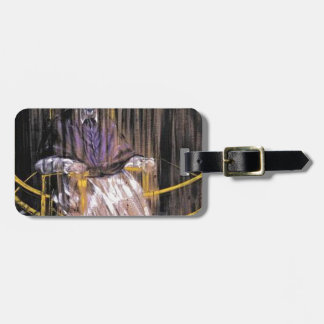 Francis Bacon - Screaming Popes Luggage Tag