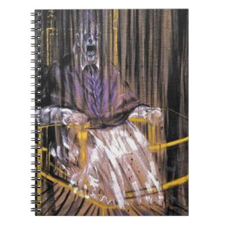 Francis Bacon - Screaming Popes Notebook