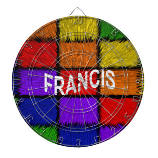 FRANCIS DARTBOARD