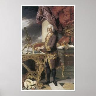 Francis I, 1770 Poster