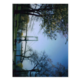 Francis Lewis Park Postcard
