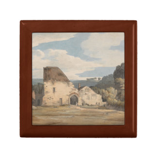 Francis Towne - Dunkerswell Abbey Gift Box