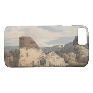 Francis Towne - Dunkerswell Abbey iPhone 8/7 Case