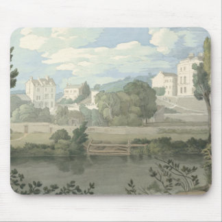 Francis Towne - Houses near Plymouth Mouse Pad