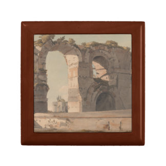Francis Towne - The Claudian Aquaduct, Rome Gift Box