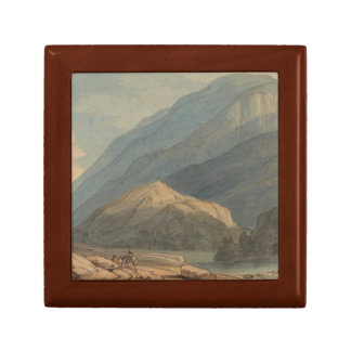 Francis Towne - The Entrance into Borrowdale Gift Box