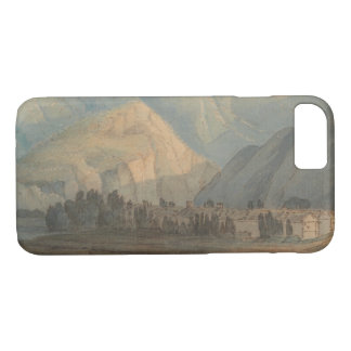Francis Towne - The Grange at the Head of Keswick iPhone 8/7 Case