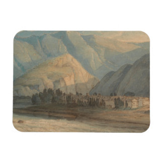 Francis Towne - The Grange at the Head of Keswick Rectangular Photo Magnet