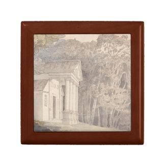 Francis Towne - Werrington Park, Devonshire Gift Box