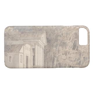 Francis Towne - Werrington Park, Devonshire iPhone 8/7 Case