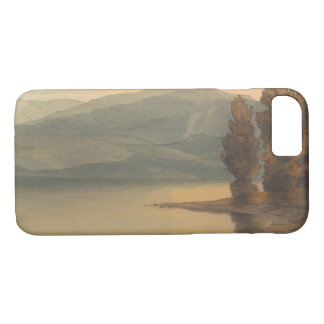 Francis Towne - Windermere at Sunset iPhone 8/7 Case
