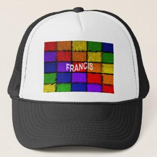FRANCIS TRUCKER HAT