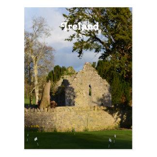 Franciscan Friary Postcard