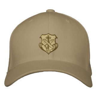 Franciscan logo - crest embroidered hats