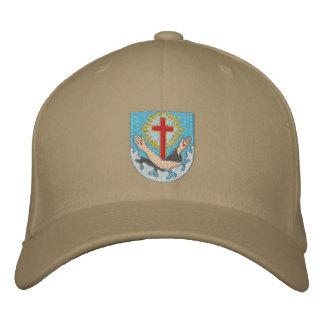 Franciscan logo (small) baseball cap