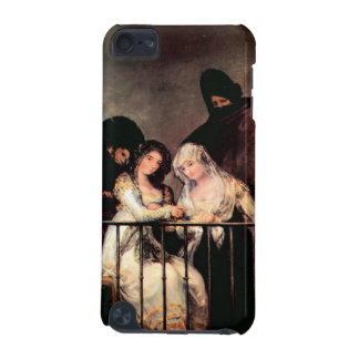 Francisco de Goya - Majas on a Balcony iPod Touch (5th Generation) Covers