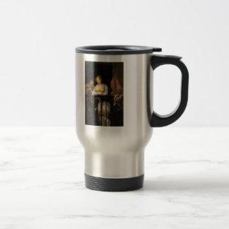 Francisco Goya- Maja and Celestina on a Balcony Mug