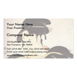 Francisco Goya- Portrait of Ferdinand VII Business Card Template