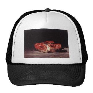 Francisco Goya- Still Life Three Salmon Steaks Trucker Hat
