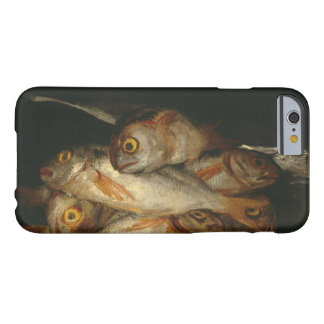 Francisco Goya - Still Life with Golden Bream Barely There iPhone 6 Case