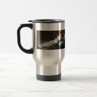 Francisco Goya- The Clothed Maja Mug