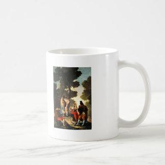 Francisco Goya- The Maja and the Masked Men Mug