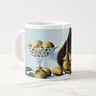 Francisco Oller Mangos Large Coffee Mug